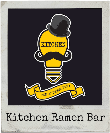 KITCHEN RAMEN BAR